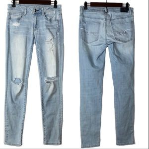 American Eagle Outfitters Jeans - American Eagle Super Stretch Skinny Jeans